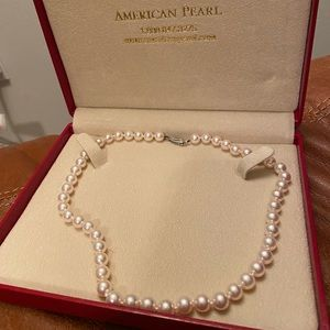 Freshwater Pear Necklace